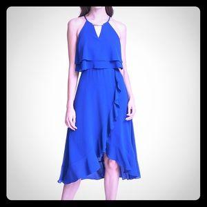 Kensie Size 0 front ruffle formal dress